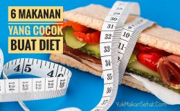 makanan yang cocok untuk diet