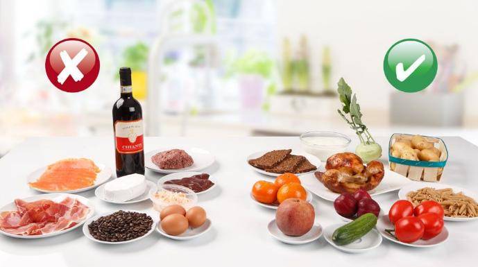 Makanan Yang Di Larang Untuk Dikonsumsi Bagi Ibu Hamil